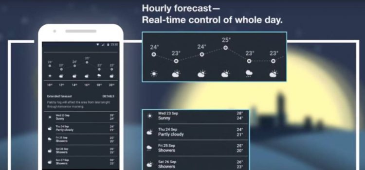 tcl weather forecast
