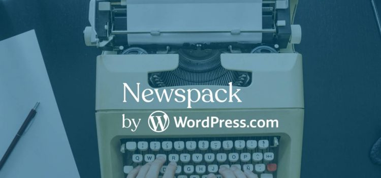 newspack wordpress