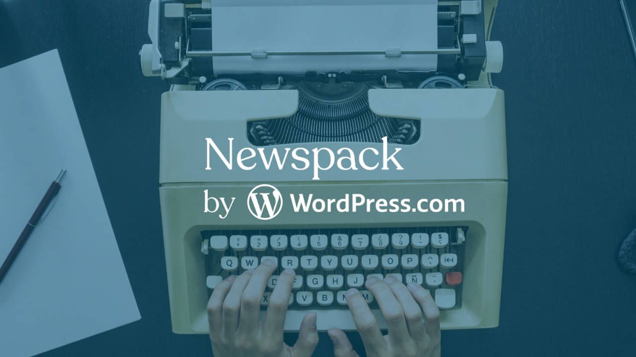 newspack wordpress