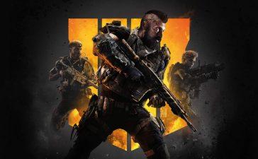 Call of Duty Black Ops 4 затемнение