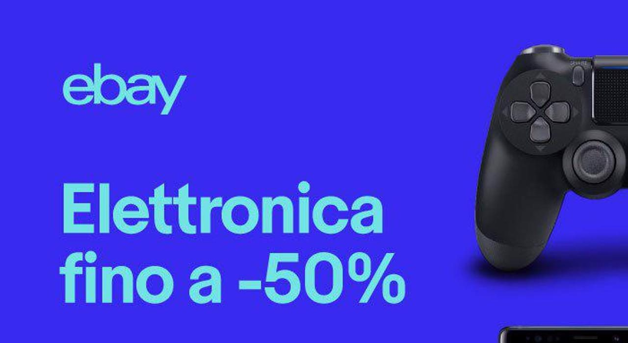 eBay elettronica