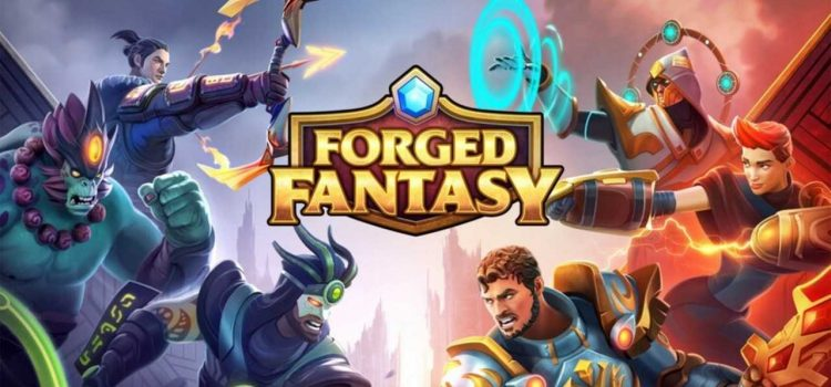 forged fantasy action rpg android