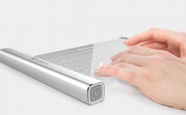 royole opvouwbaar toetsenbord