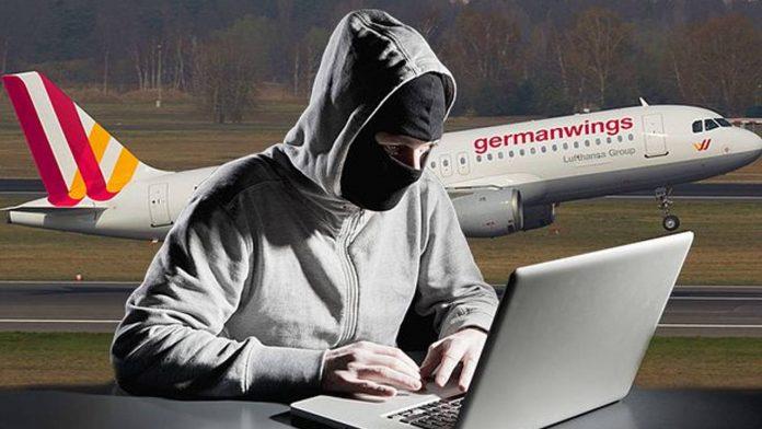 hacker aeroporto