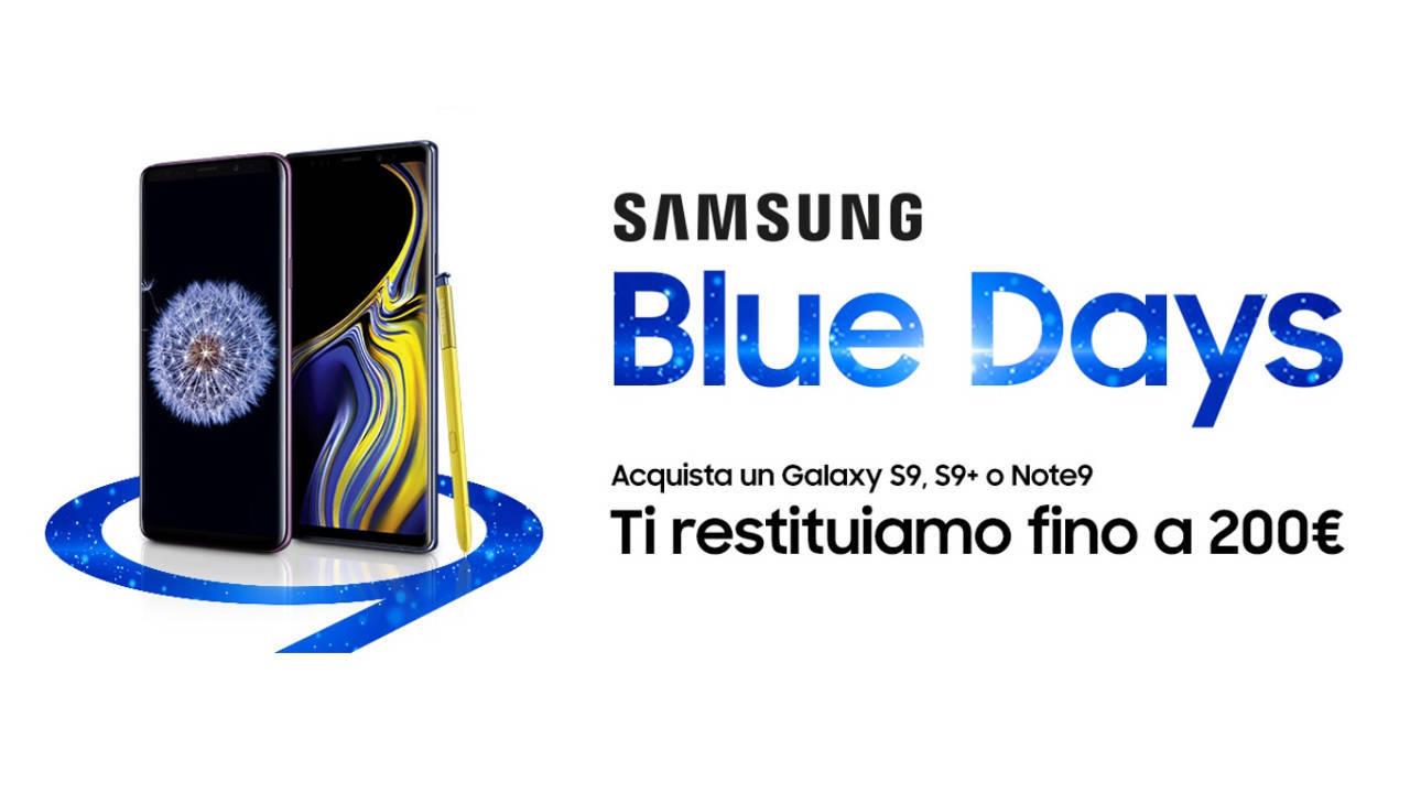 Samsung Galaxy S9 3 italia