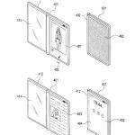samsung pieghevole brevetto