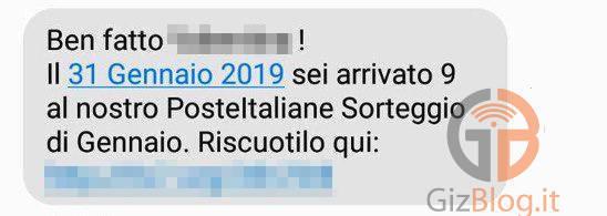 truffa poste italiane
