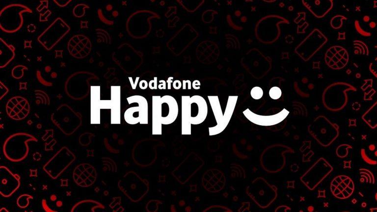 Vodafone Happy friday