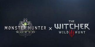 geralt di rivia monster hunter world the witcher 3