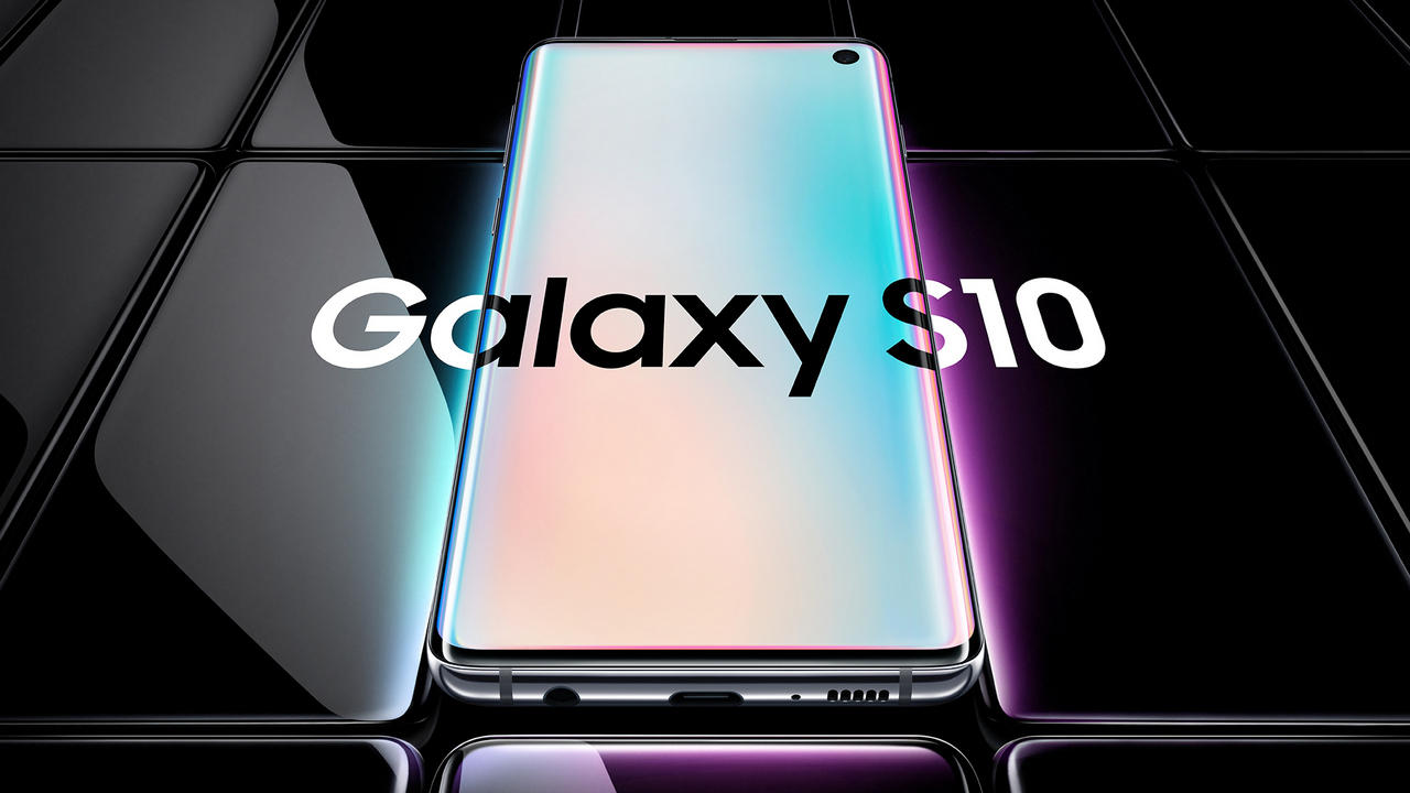 Samsung Galaxie s10 plus