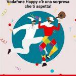 vodafone happy carnevale