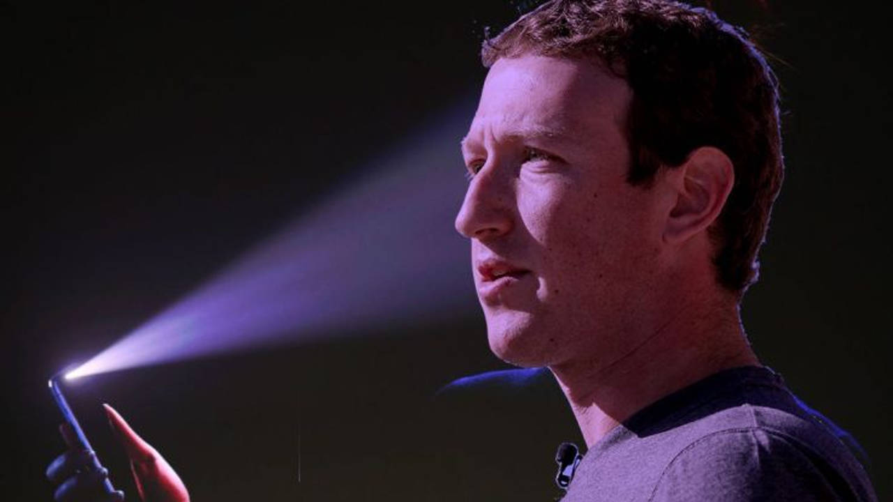 Facebook face id mark zuckerberg