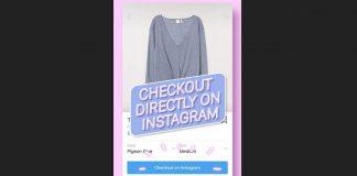 Instagram Checkout