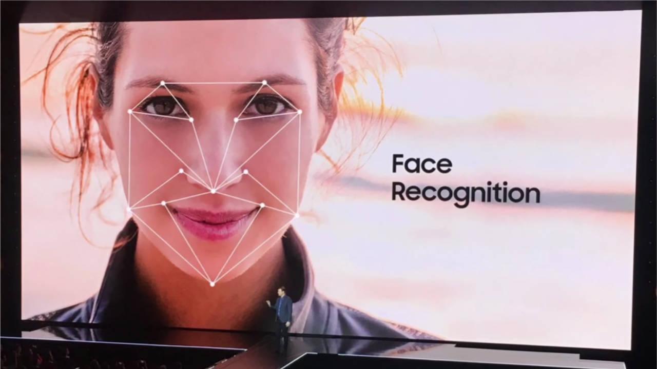 samsung galaxy s10 riconoscimento facciale