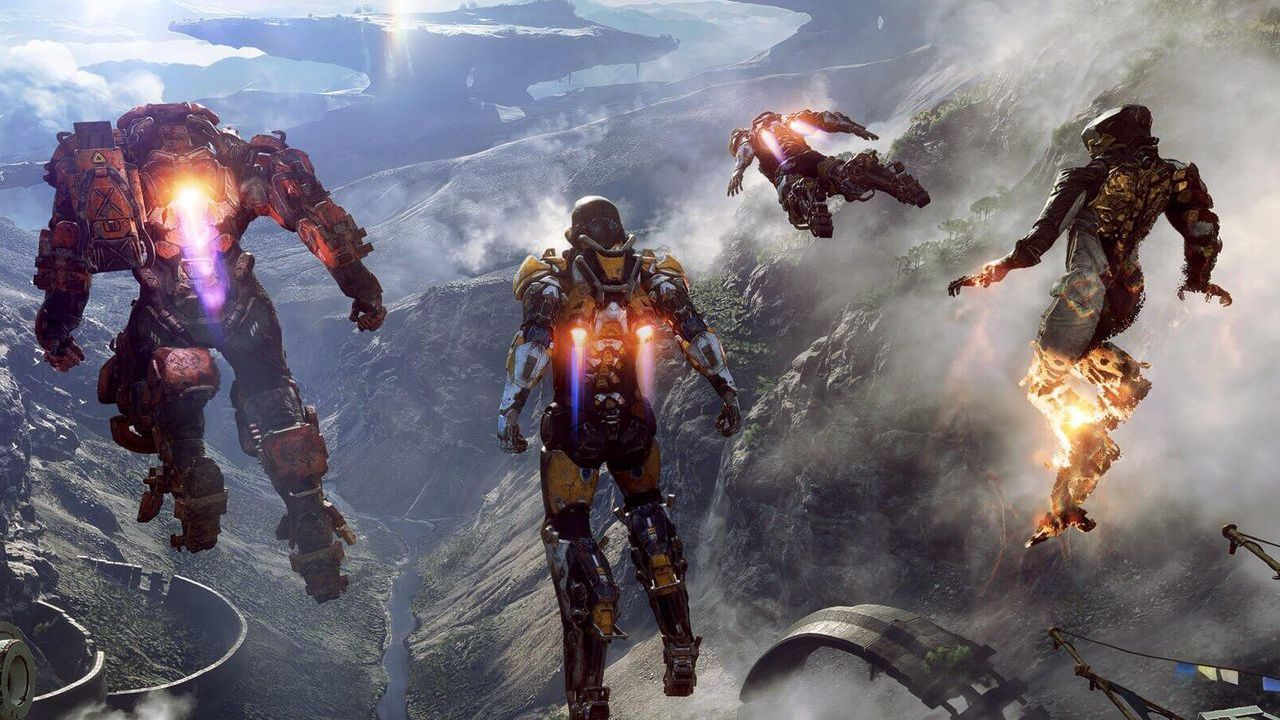 anthem playstation 4 sony