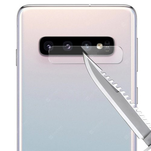 Camera Tempered Glass Screen Protector Film for Samsung Galaxy S10 / S10 Plus