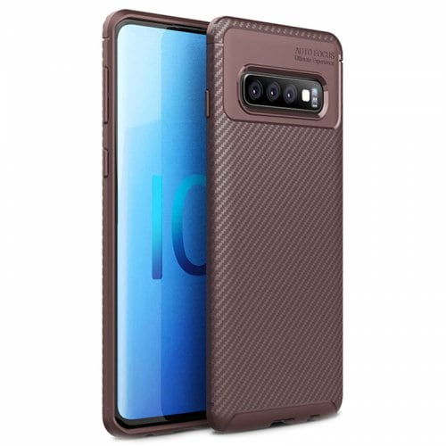 Custodia in TPU per Samsung Galaxy S10