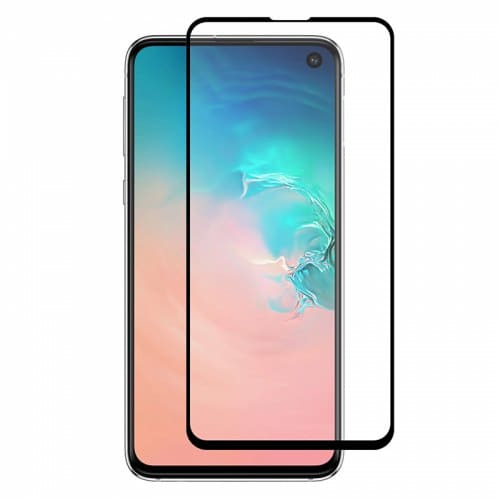 Hat - Prince 0.26mm 9H 2.5D Full Screen Tempered Glass Protective Film for Samsung Galaxy S10e