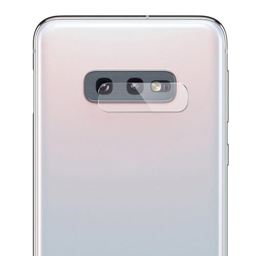 Hat - Prince 0.2mm 9H 2.15D Arc Edge Rear Camera Tempered Glass Film for Samsung Galaxy S10E