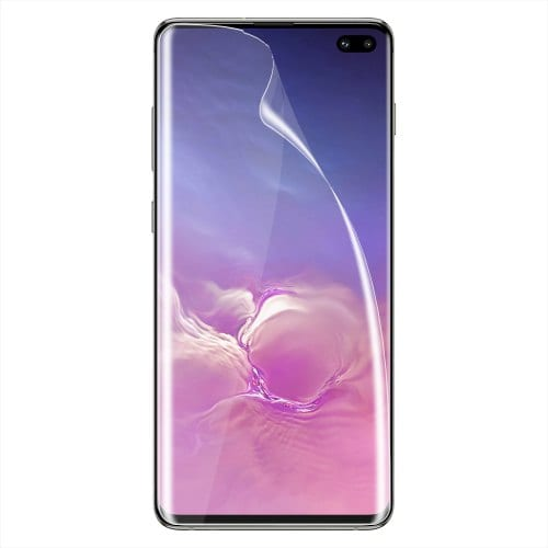JOFLO Explosion-proof TPU Full Screen Protector Film for Samsung Galaxy S10 Plus
