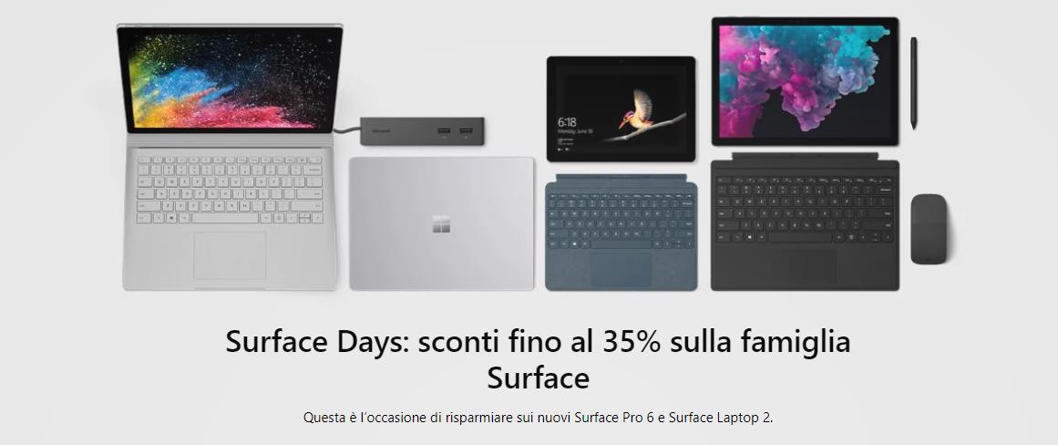 Microsoft Surface Days