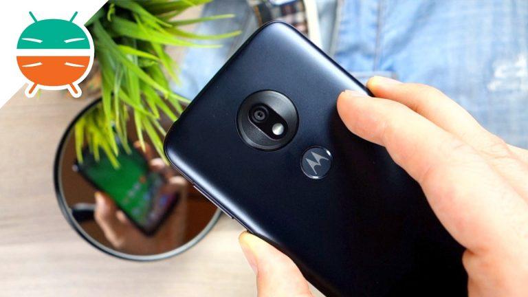 Motorola Moto G7 Wiedergabe