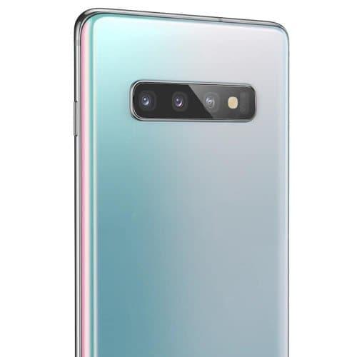 Pellicola proteggi schermo in vetro temperato per fotocamera per Samsung Galaxy S10 / S10 Plus