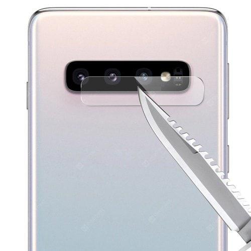 Pellicola proteggi schermo in vetro temperato per Samsung Galaxy S10 / S10 Plus