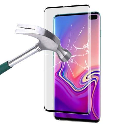 Proteggi schermo in vetro temperato 2PCS 9H per Samsung Galaxy S10 Plus