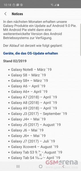 三星Galaxy a9 2019