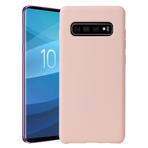 Silicone Protective Cover Case for Samsung Galaxy S10 Plus