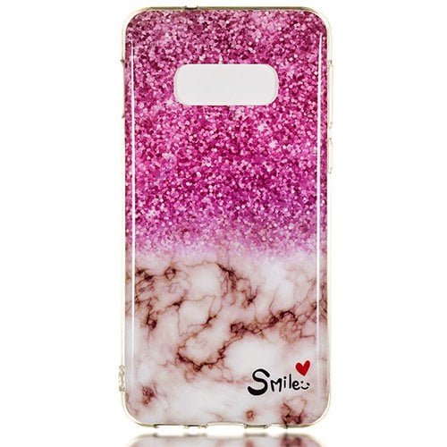 Simple TPU Marbled Phone Case for Samsung Galaxy S10E
