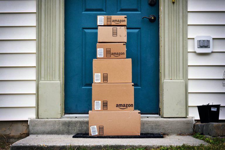 pacotes de amazon