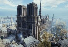 assassin's creed unity notre-dame