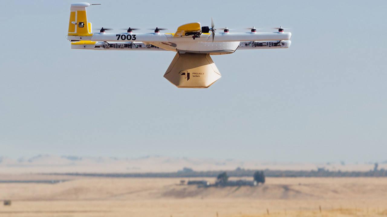 Google Drohne