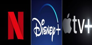 netflix apple disney