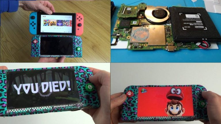 nintendo mini switch