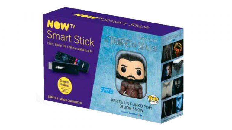 now tv smart stick funko pop game of thrones