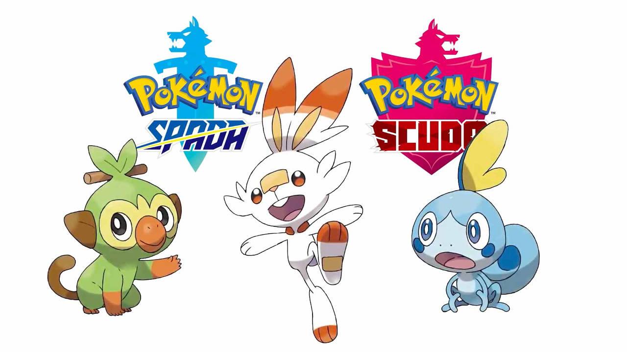 Bouclier d'épée Pokémon