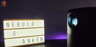 anker nebula cover