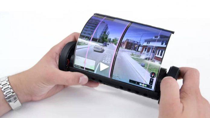 smartphone arrotolabile