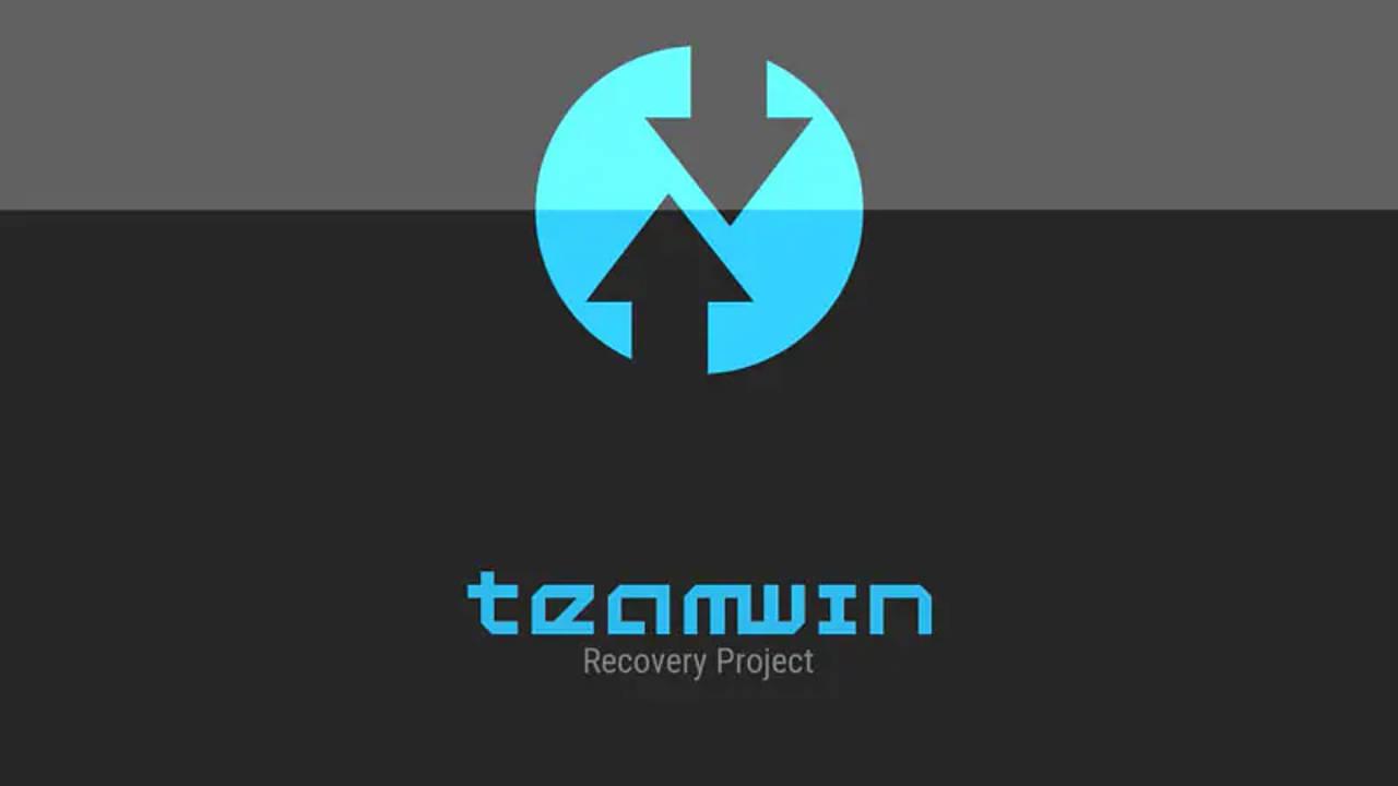 logotipo do twrp