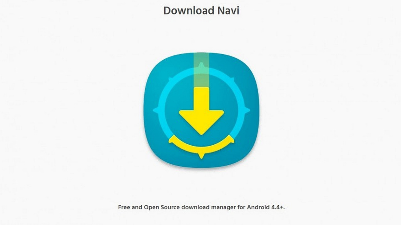 navi download manager android tv