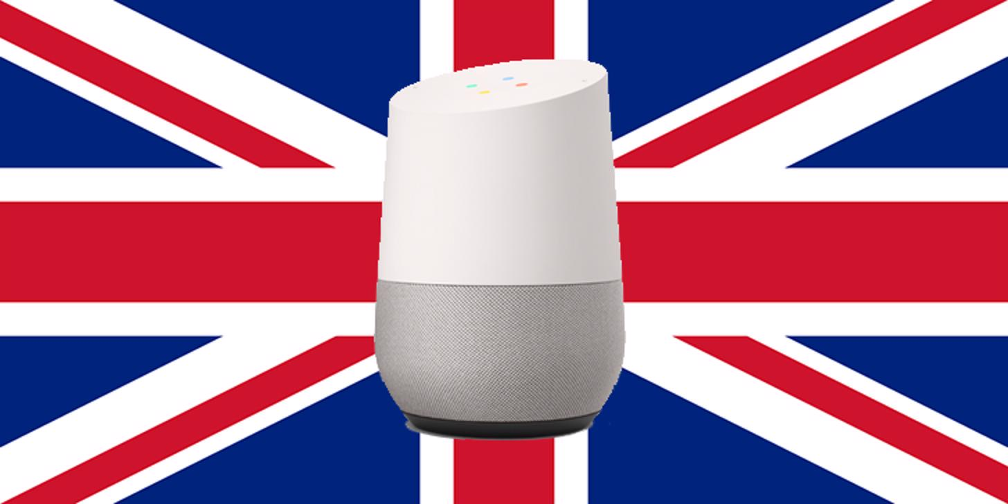 uk home alexa