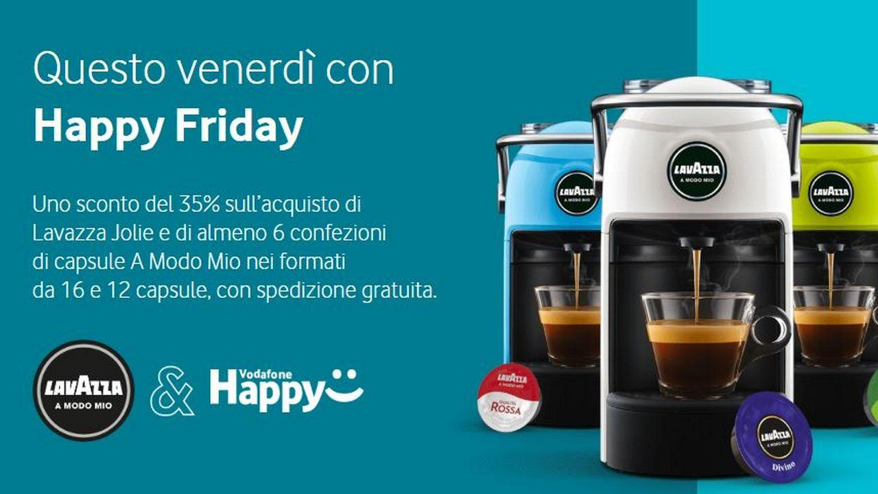 Vodafone Happy Friday 19 Abril