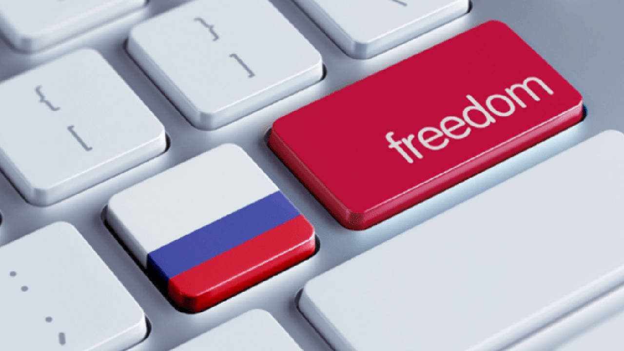internet in Rusland