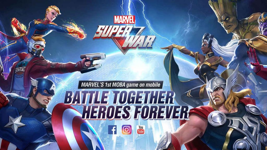 come installare marvel super war android download apk