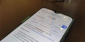 google down 22 maggio