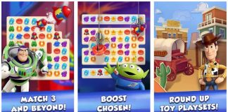 toy story drop gioco play store