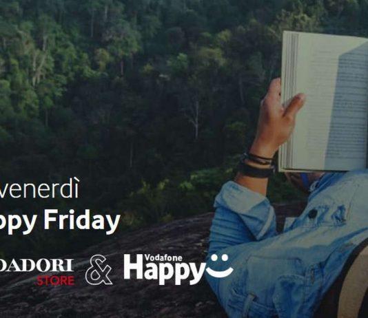 vodafone happy friday 17 maggio